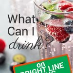 pin for bright line eating plan beverages