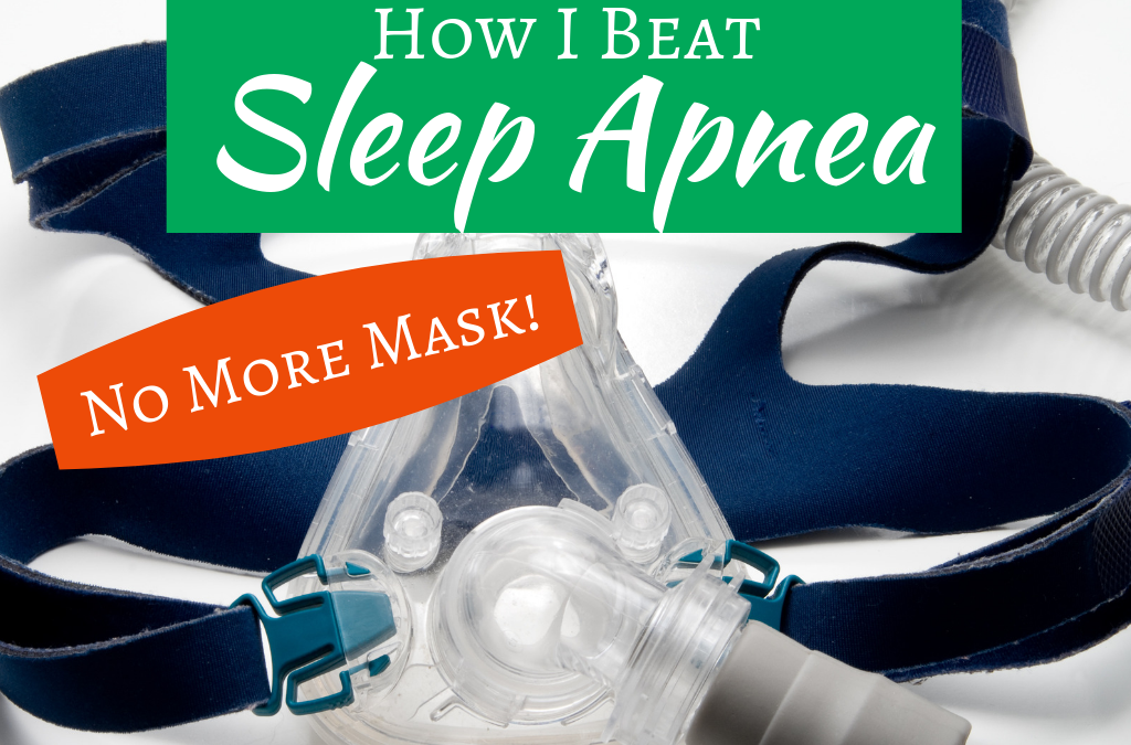 My CPAP Weight Loss Story