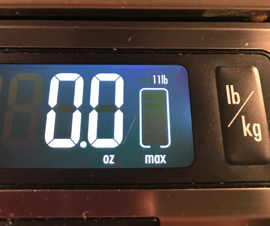 How to Choose the Right Bright Line Eating Food Scale -
