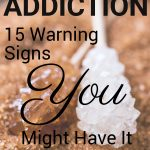 sugar addiction signs before weight loss journey pin