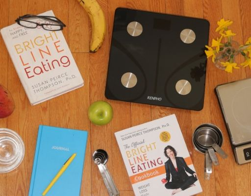 Bright Line Eating books and tools