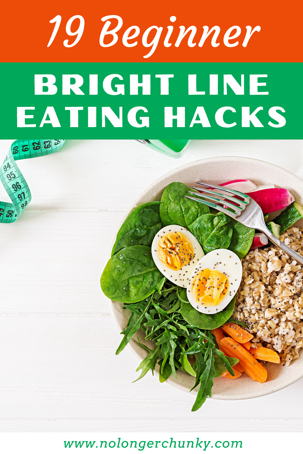 19 Beginner Bright Line Eating Hacks 3